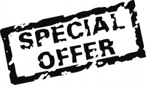 ** Special offers **